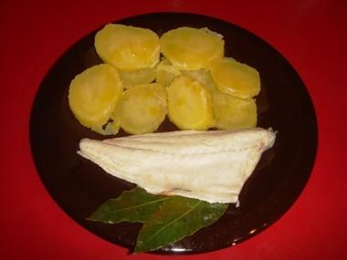ricetta branzino con alloro e limoni