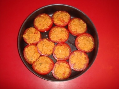 gratinati pomodori