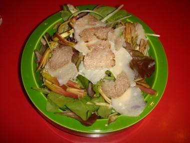 ricetta: carciofi e tartufo
