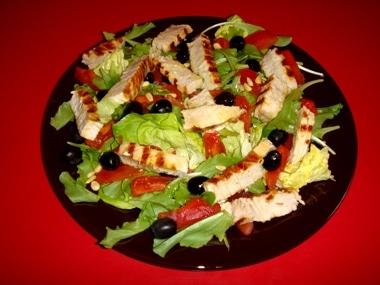 ricetta insalata di pesce spada