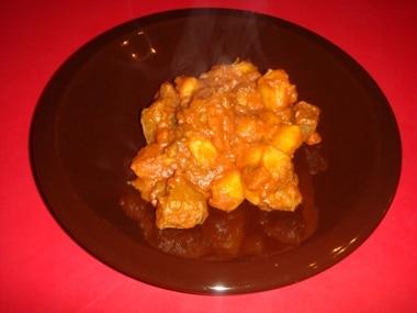 ricetta spezzatino e patate