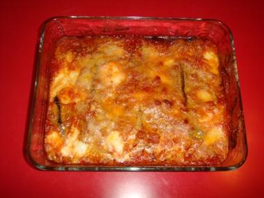 ricetta parmigiana