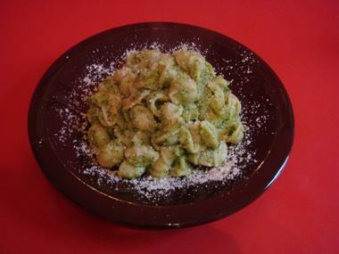 ricetta orecchiette con broccoli