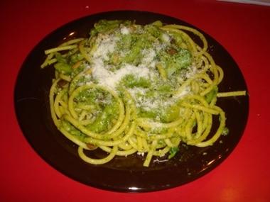 Ricetta bucatini con broccoli