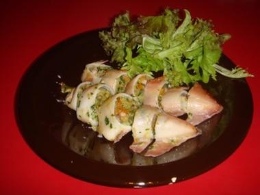 ricetta calamari ripieni al forno