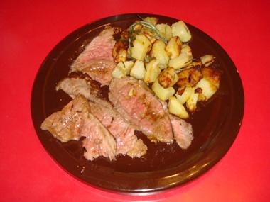 ricetta roastbeef con patate