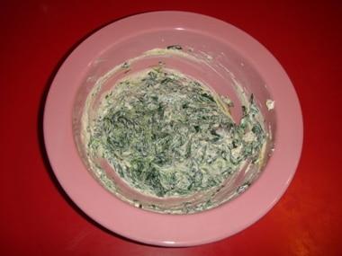 spinaci e ricotta