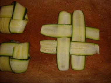 zucchine e polpette